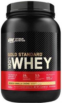 Протеин Optimum Nutrition 100% Whey Gold Standard 909 г French Vanilla Creme (748927024111)
