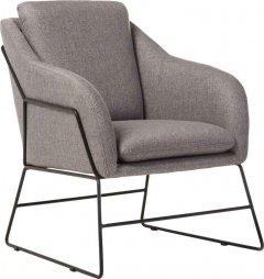 Кресло Vetro Mebel Дарио Серое (Chair Dario)
