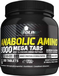 Аминокислота Olimp Whey Amino 9000 300 tab (5901330026591)