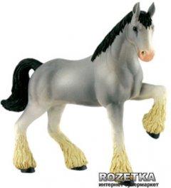 Объемный пазл 4D Master Лошадь тяжеловоз Серая (26528)