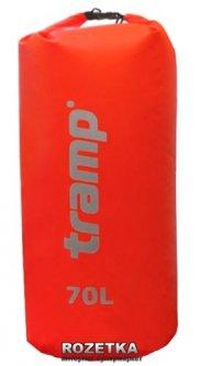 Гермомешок Tramp Nylon PVC 70 Красный (TRA-104)