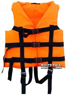 Страховочный жилет Aqua-Storm детский до 30 кг Orange (2000 orange)