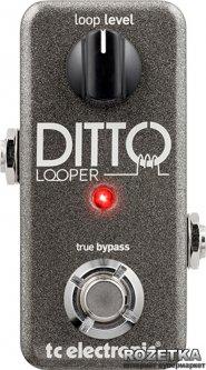 Педаль эффектов TC Electronic Ditto Looper (525 735)
