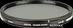 Светофильтр Hoya Variable Density 77 мм (024066055569)