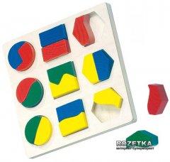 Пазлы Геометрические формы Bino (84029)