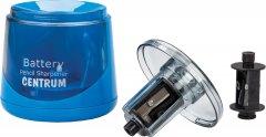 Точилка Сentrum пластиковая с контейнером Электрическая (80601) (4030969806012)
