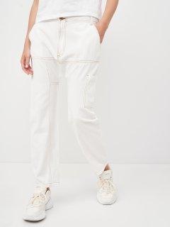 Джинси Zara 7147/225/427 36 Білий джинс (07147225427366)