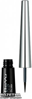 Подводка для глаз интенсивного действия BeYu Dip Eye Liner 10 Black (4033651365101)