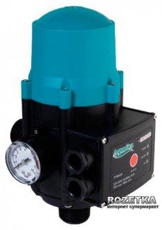 """Контроллер давления Aquatica 1.1 кВт 1"""" электронный с автопроверкой наличия воды (779534)"""