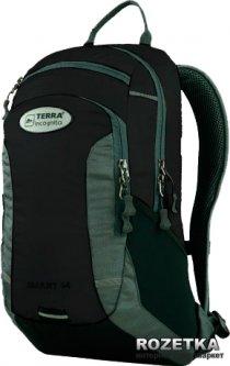 Рюкзак Terra Incognita Smart 14 Черный (4823081503682)