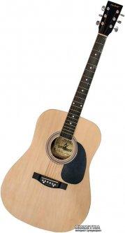 Гитара акустическая Maxtone WGC4010 NAT