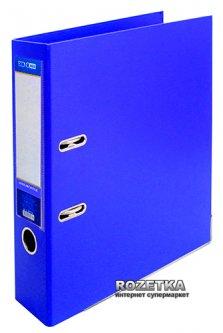 Папка-регистратор Economix LUX А4 70 мм Синяя (39723*-02)