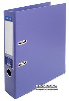 Папка-регистратор Economix LUX А4 70 мм Фиолетовая (39723*-12)