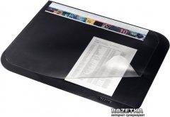 Подложка с прозрачной пленкой Leitz 500 x 650 мм Черная (53120095)