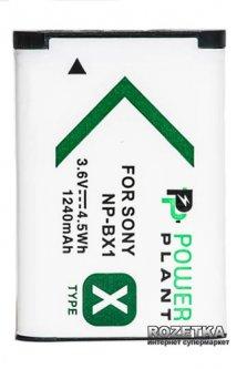 Aккумулятор PowerPlant для Sony NP-BX1 (DV00DV1308)