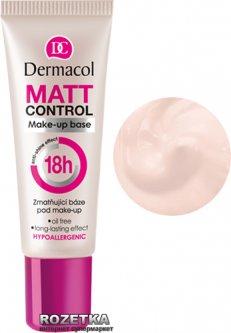 Матирующая основа под макияж Dermacol Base 18h Matt Control20 г (85952058)