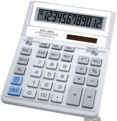 Калькулятор электронный Citizen 12-разрядный (SDC-888 XWH)