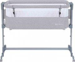 Приставная кроватка-люлька Kinderkraft Neste Air Grey (5902533915484)