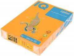 Бумага офисная IQ А4 80 г/м2 IQ Tren AG10 500 листов Оранжево-желтая (9003974406374)