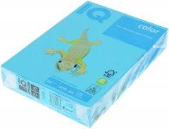 Бумага офисная IQ А4 80 г/м2 IQ Int AB48 500 листов Светло-синяя (9003974402789)