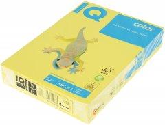 Бумага офисная IQ А4 80 г/м2 IQ Tren ZG34 500 листов Лимонно-желтая (9003974408385)