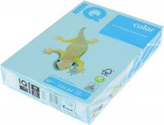 Бумага офисная IQ А4 80 г/м2 IQ Pas OBL70 500 листов Голубой лед (9003974416687)
