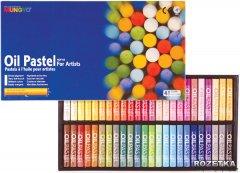 Пастель масляная MUNGYO профессиональная MOP-48 48 цветов (8804819013082)