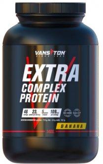 Протеин Vansiton EXTRA 1.4 кг Banana (4820106591655)