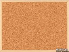 Доска Buromax пробковая 45 x 60 см (BM.0013)