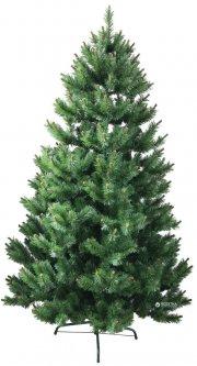 Искусственная елка Новогодько (YES! Fun) 1 м Карпатская плетенная Зеленая ПВХ (4820079034210)