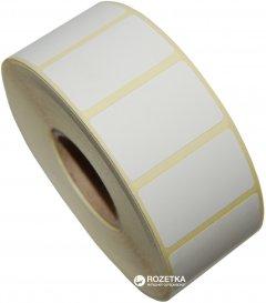 Термоэтикетка Aurika Eco 40х25 мм 2000 этикеток прямоугольная 10 шт White (4025T)