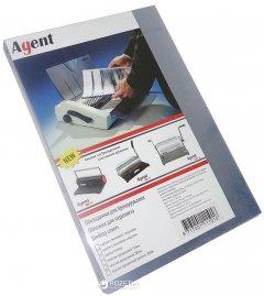 Обложки для переплета Agent А4 100 шт Прозрачные 150 мкм Бесцветные (8717201111023)