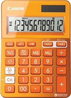 Калькулятор электронный Canon 12-разрядный LS-123K Orange (9490B004AA)