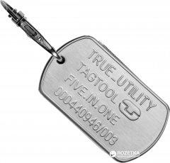 Брелок-жетон True Utility Серебристый (TU232)