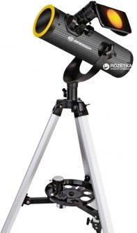 Телескоп Bresser Solarix 76/350 AZ carbon (922748)