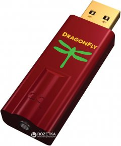 ЦАП AudioQuest Dragonfly DAC Red (DACREDE)