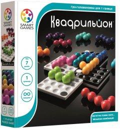 Настольная игра Smart Games Квадриллион (SG 540 UKR) (5414301517931)