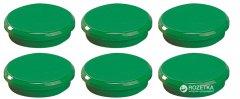 Набор магнитов Dahle 24 мм 6 шт Зеленый (4007885954240)