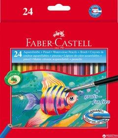 Набор акварельных карандашей Faber-Castell 24 шт (4005401144250)