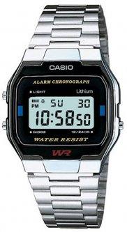 Мужские часы CASIO A163WA-1QGF/A163WA-1QES
