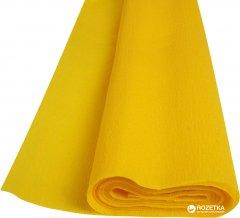 Крепированная бумага Herlitz 50 х 250 см 32 г/м2 Желтая (253021)