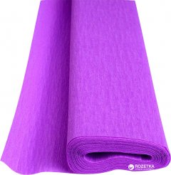 Крепированная бумага Herlitz 50 х 250 см 32 г/м2 Фиолетовая (253070)