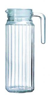 Кувшин с крышкой Luminarc Quadro для холодильника 1.1 л (70361)