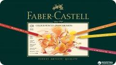 Набор цветных карандашей Faber-Castell Polychromos 120 шт (110011)