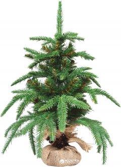 Искусственная елка Новогодько (YES! Fun) Славянка Литая Плетеная ПВХ 0.45 м (4820079036580)