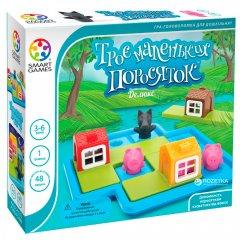 Настольная игра Smart Games Трое маленьких поросят (SG 023UKR) (5414301519324)