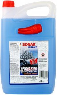 Жидкость в бачок омывателя Sonax Xtreme NanoPro -20 °C 4 л (4064700232402)