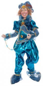 Фигурка Scorpio Кукла-шут 41 см Голубая (571117)(4824028004071)