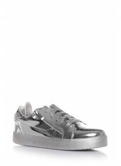 Кеди VICES 7102-40S 40 срібний