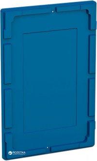 Крышка контейнера полимерного iPlast L 64 600х400 мм Синяя (50.517.65)